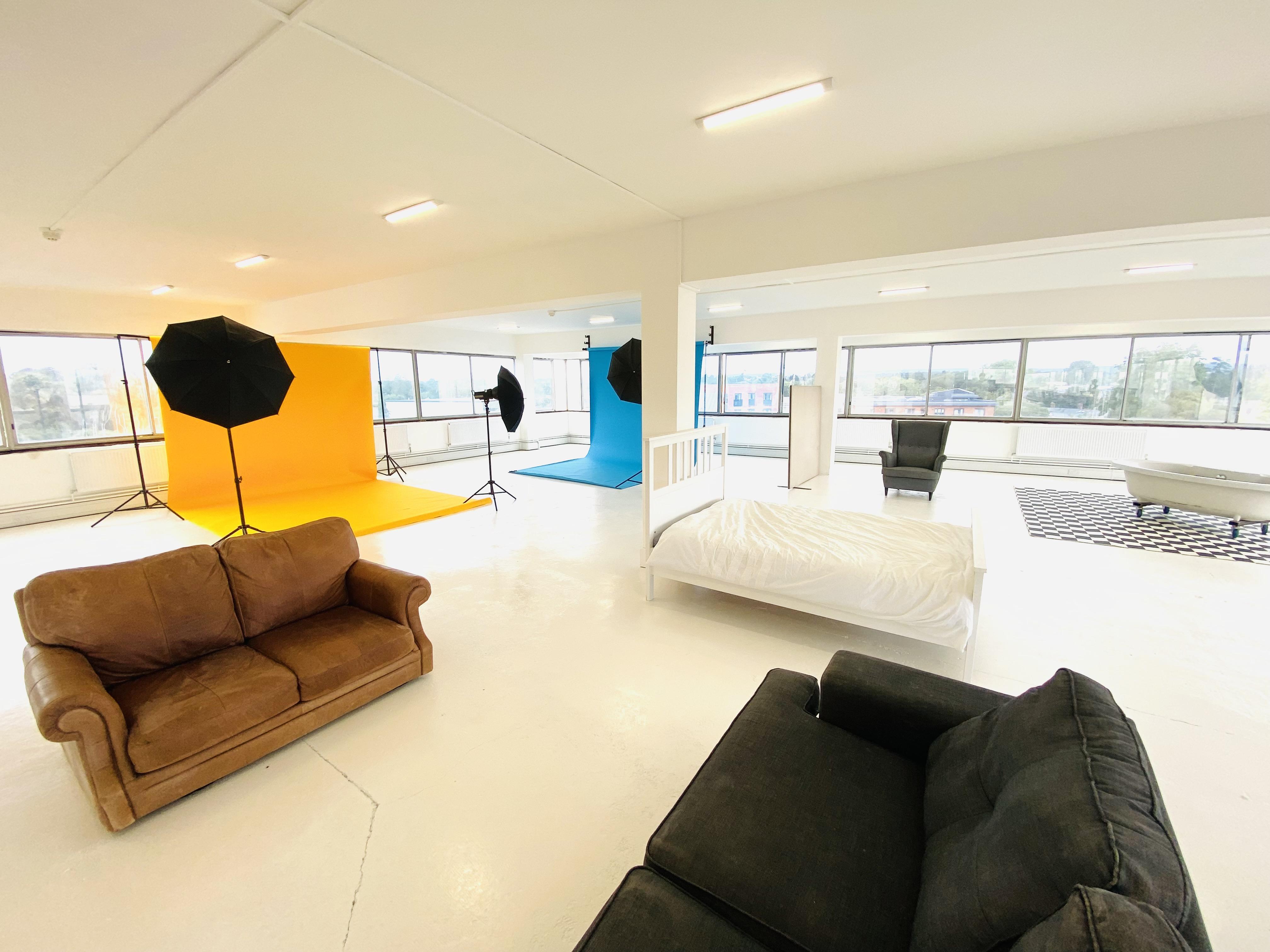 Studio Rental : HiveStudios @ Andover
